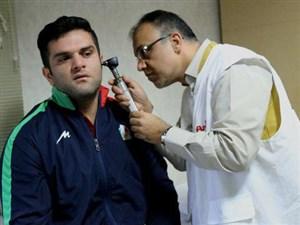 درمان پارگی پرده گوش براری در فدراسیون پزشکی