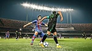 تکنیکهای زیبای رونالدینیو در بازی PES2019