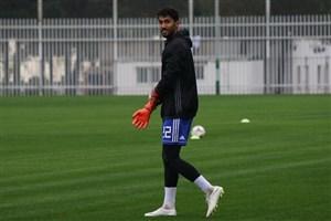 اولین حضور فیکس سید حسین در ترکیب تیم ملی