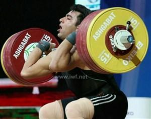 هاشمی به اردوی تیم ملی وزنه برداری اضافه میشود