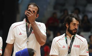 قهر حامد ادامه دارد؛ تیم ملی بسکتبال بدون حدادی
