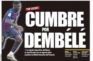 قهرمان جهانی که نمی داند در بارسلونا بازی می کند