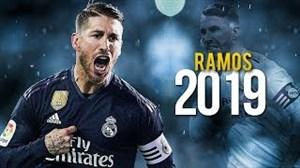 عملکرد سرخیو راموس برای رئالمادرید فصل 19-2018