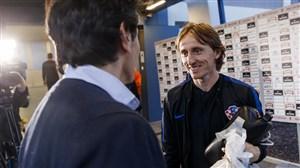 مودریچ: جام جهانی برایم گران تمام شد