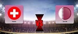 خلاصه بازی سوئیس 0 - قطر 1 (دوستانه)