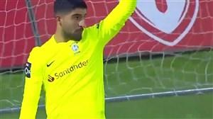 موقعیت از دست رفته هفته لیگ پرتغال روی سیو ناقص عابدزاده