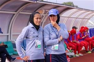 آزمون: تیم زنان ایران سورپرایزشان کرد
