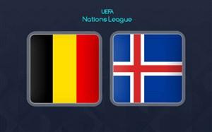 خلاصه بازی بلژیک 2 - ایسلند 0