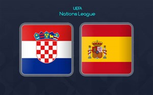 خلاصهبازی کرواسی 3 - اسپانیا 2