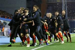 کرواسی 3-2 اسپانیا: چهره واقعی فینالیست