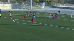 خلاصه بازی جوانان استقلال 0 - جوانان پرسپولیس 3