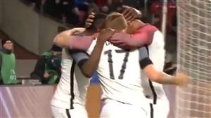 بازی خاطره انگیز فرانسه 3 - هلند 2