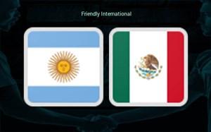 خلاصهبازی آرژانتین 2 - مکزیک 0