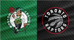 خلاصه بسکتبال بوستون - تورنتو رپترز