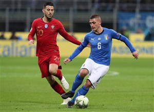 ایتالیا 0-0 پرتغال: جشن صعود پرتغالی ها در سن سیرو
