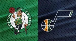 خلاصه بسکتبال بوستون سلتیکس - یوتا جاز