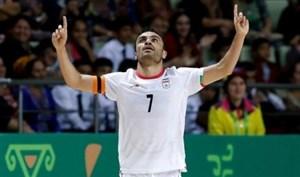گفتگو با حسن زاده بهترین بازیکن فوتسال آسیا 2018