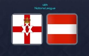 خلاصهبازی ایرلند شمالی 1 - اتریش 2