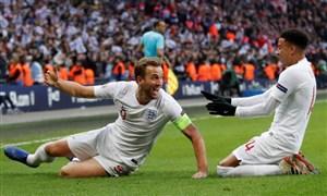 انگلیس 2 - 1 کرواسی؛ انتقام لوژنیکی در ومبلی!