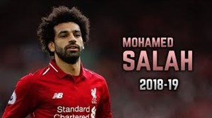 عملکرد محمد صلاح در فصل 2019-2018