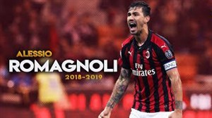 عملکرد آلسیو رومانیولی برای آ.ث.میلان فصل 19-2018