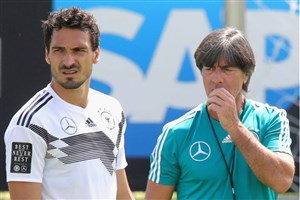 ترکیب احتمالی آلمان در بازی حیثیتی امروز