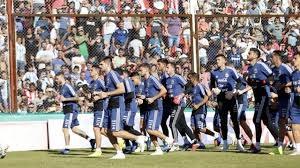 تمرینات بازیکنان آرژانتین در میان استقبال پرشور هواداران
