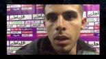 مصاحبه با شاهین ثاقبی بعد از بازی پرسپولیس - پیکان