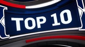 10 حرکت برتر NBA در شب گذشته (97/08/29)