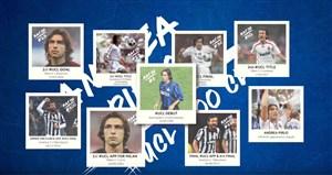 مروری بر 108 بازی آندرهآ پیرلو در لیگ قهرمانان اروپا