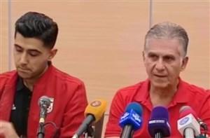 صحبتهای کیروش پیش از دیدار ایران و ونزوئلا