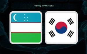 گل های بازی ازبکستان 0 - کرهجنوبی 4