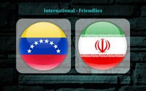 خلاصه بازی ایران 1 - ونزوئلا 1 (دوستانه)