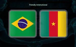 خلاصه بازی برزیل 1 - کامرون 0
