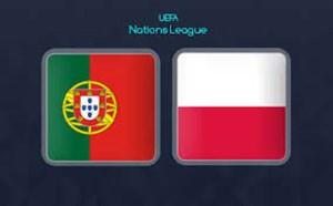 خلاصه بازی پرتغال 1 - لهستان 1