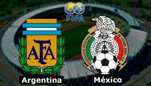 خلاصه بازی آرژانتین 2 - مکزیک 0