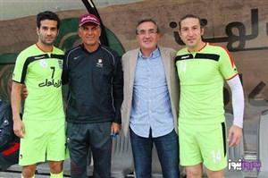 کاپیتان مسعود و پروفسور؛ یاد باد آن روزگاران!