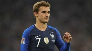 گل دوم فرانسه به بولیوی (گریزمان)