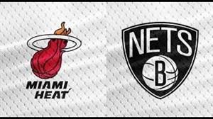 خلاصه بسکتبال میامی هیت - بروکلین نتس