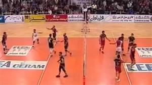 خلاصه والیبال خاتم اردکان 3 - شهرداری ارومیه 1