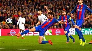 اتفاقات عجیب قبلاز کامبک بارسلونا برابر پاریسیها