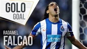 در چنین روزی ؛ گل فوق العاده رادامل فالکائو در لباس پورتو