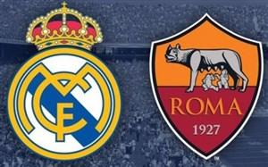 لحظات به یاد ماندنی تقابل همیشه جذاب رئال مادرید - آ اس رم