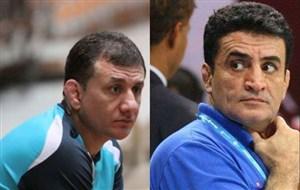 بهمناسبت بازگشت دو مرد تاثیرگذار کشتی ایران
