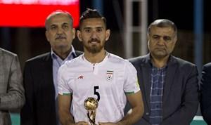 محمد مرادی؛ پدیده فوتبال ساحلی جهان