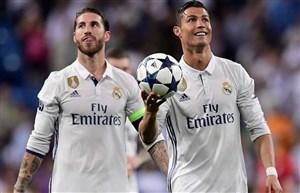 بازی خاطره انگیز رئال مادرید - اتلتیکو در لیگ قهرمانان