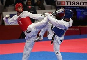 آخرین رنکینگ المپیکی سال 2018 تکواندو اعلام شد
