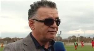 پیام زنوزی به هواداران تراکتورسازی و پرسپولیس (به زبان آذری)