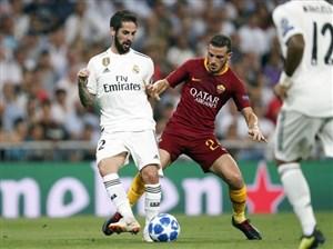 پیش بازی آ اس رم - رئال مادرید