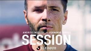 فرناندو تورس و آندرس اینیستا دو ستاره شاغل در لیگ ژاپن